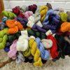 2 traadet kidmohair garn farve udvalg