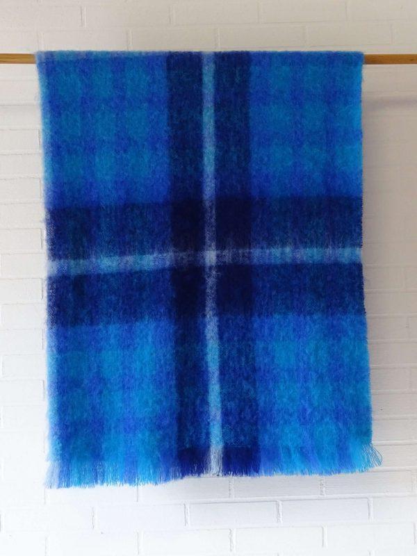 Blaue Decke
