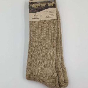Vandrestrømper, tykke sokker af mohair