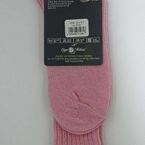 Bed socks stroemper pink bag