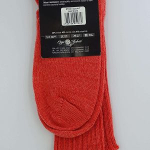 Bed socks stroemper roed bag