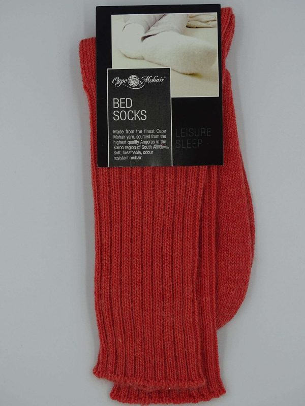 Bed socks stroemper roed front