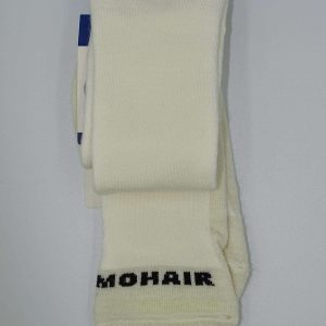 Medi socks stroemper hvid close