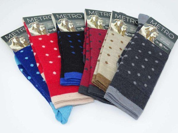Metro socks stroemper farve udvalg 1
