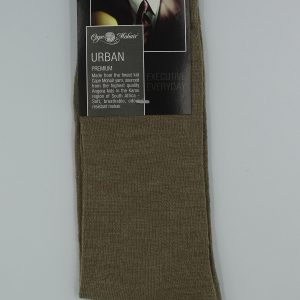 Urban Premium socks stroemper beige front
